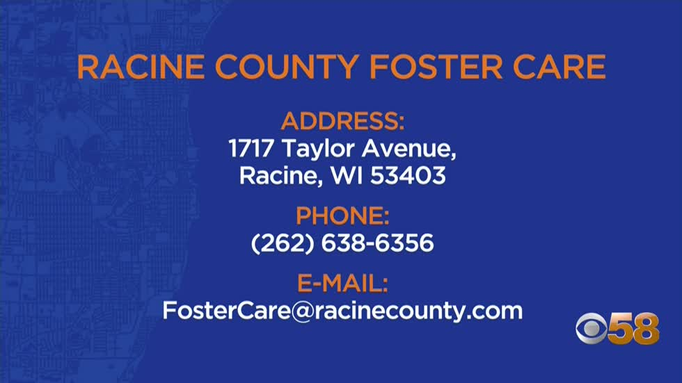 Racine County Foster Care